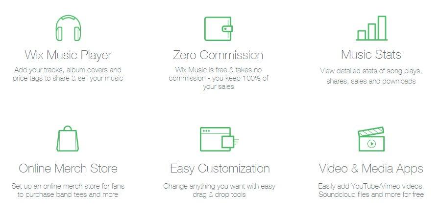 Wix Announces WixMusic