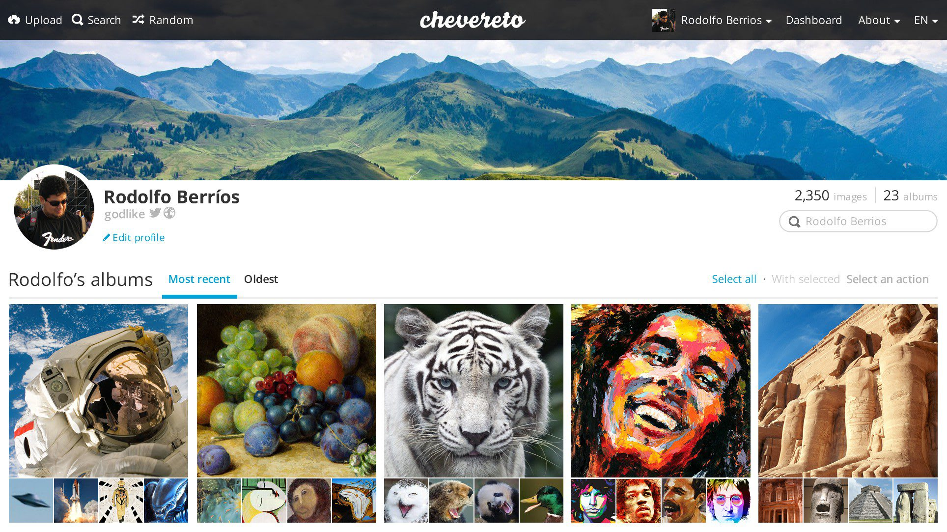 Chevereto: An Image Hosting CMS With a Tempting Arvixe Hosting Bundle