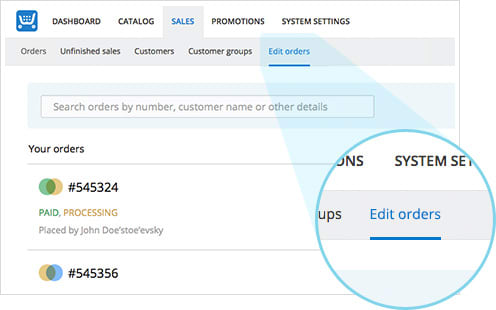 "Ecwid Rolls Out ""Order Editor"" Feature"