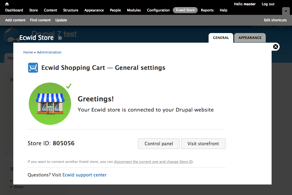 New Ecwid Module Gives Drupal Users a New Way to Sell Online