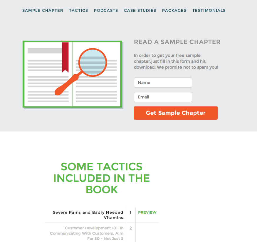 5 Steps Towards a More Effective Landing Page