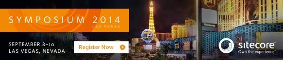 Event Preview: Sitecore Symposium 2014 Las Vegas