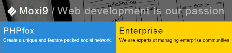 Moxi9 Introduces Enterprise Services
