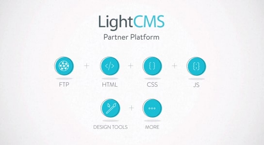 LightCMS Launches New Partner Platform