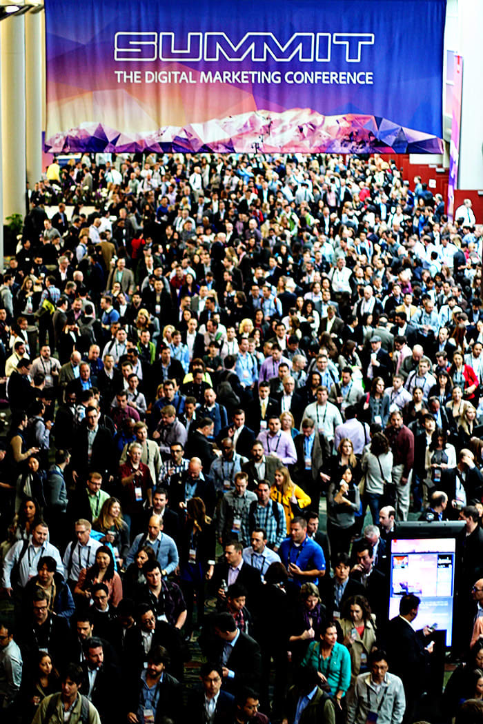 Adobe Digital Marketing Summit 2014 - Keynotes