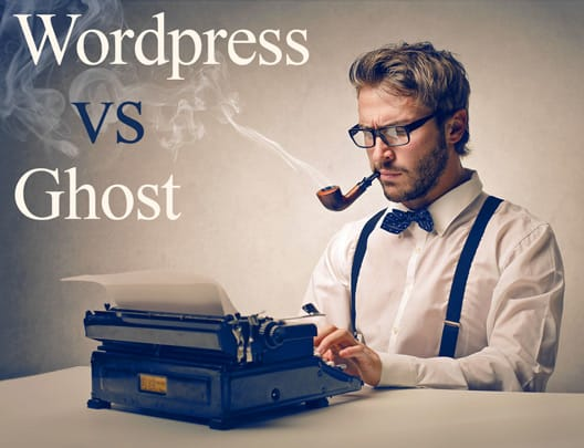 WordPress vs Ghost: Should you ditch WordPress and start using Ghost?