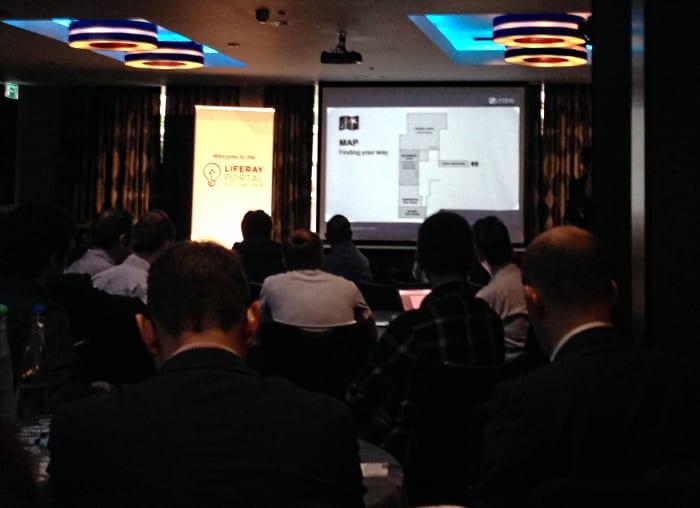 The Liferay Portal Solutions Forum UK, 2013 - #LPSF2013UK