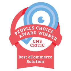 2013 People's Choice Winner for Best ECommerce Solution