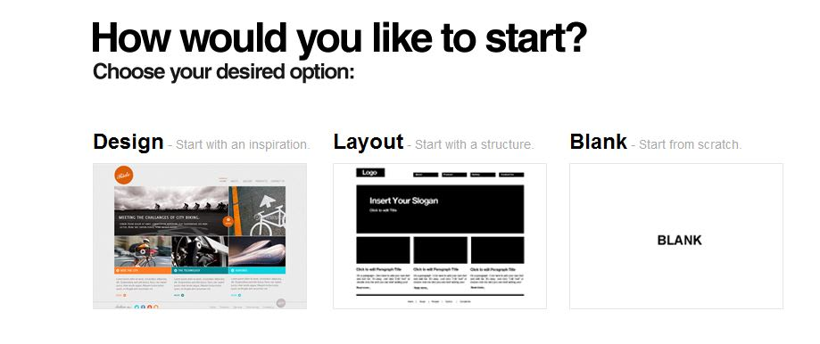 How to: Build your portfolio website fast with Webydo