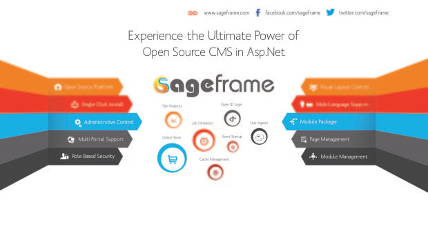 Braindigit Announces the Release of SageFrame 2.1, a Promising Content Management System