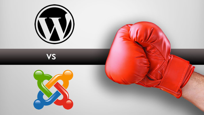 WordPress vs. Joomla — A Perspective