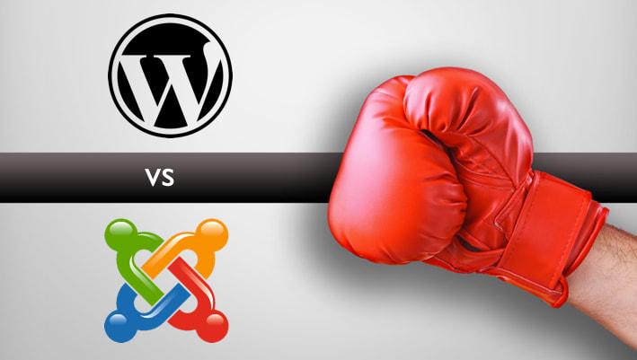 WordPress vs. Joomla —A Perspective