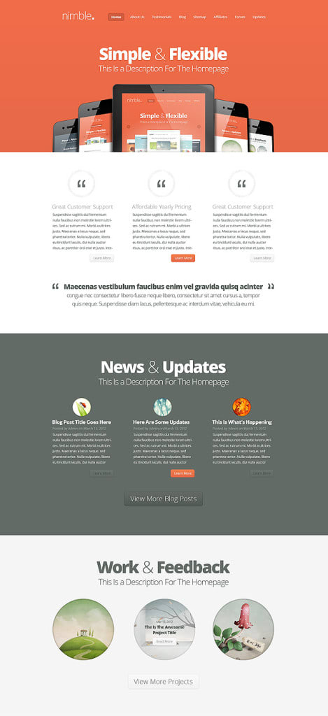 ElegantThemes Review - Quite Possibly The Best Value for WordPress Themes