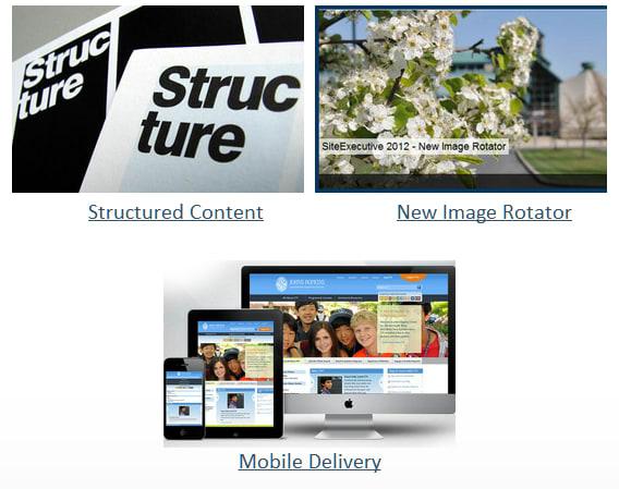 SiteExecutive 2012 release