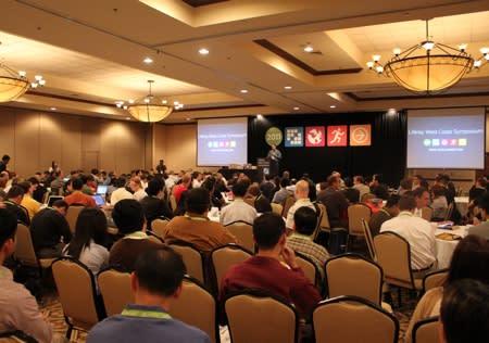 Liferay's West Coast Symposium - Day One - #LRWCS2011