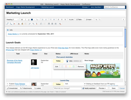 Atlassian introduces Confluence 4.0