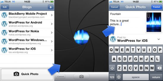 WordPress for iPhone and iPad sees big update with 2.8 release