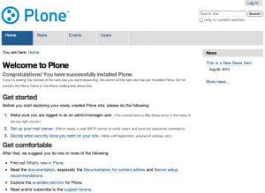 Plone 4 Reaches Release Candidate Status