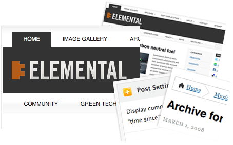 Introduction to the Elemental Theme Framework for WordPress