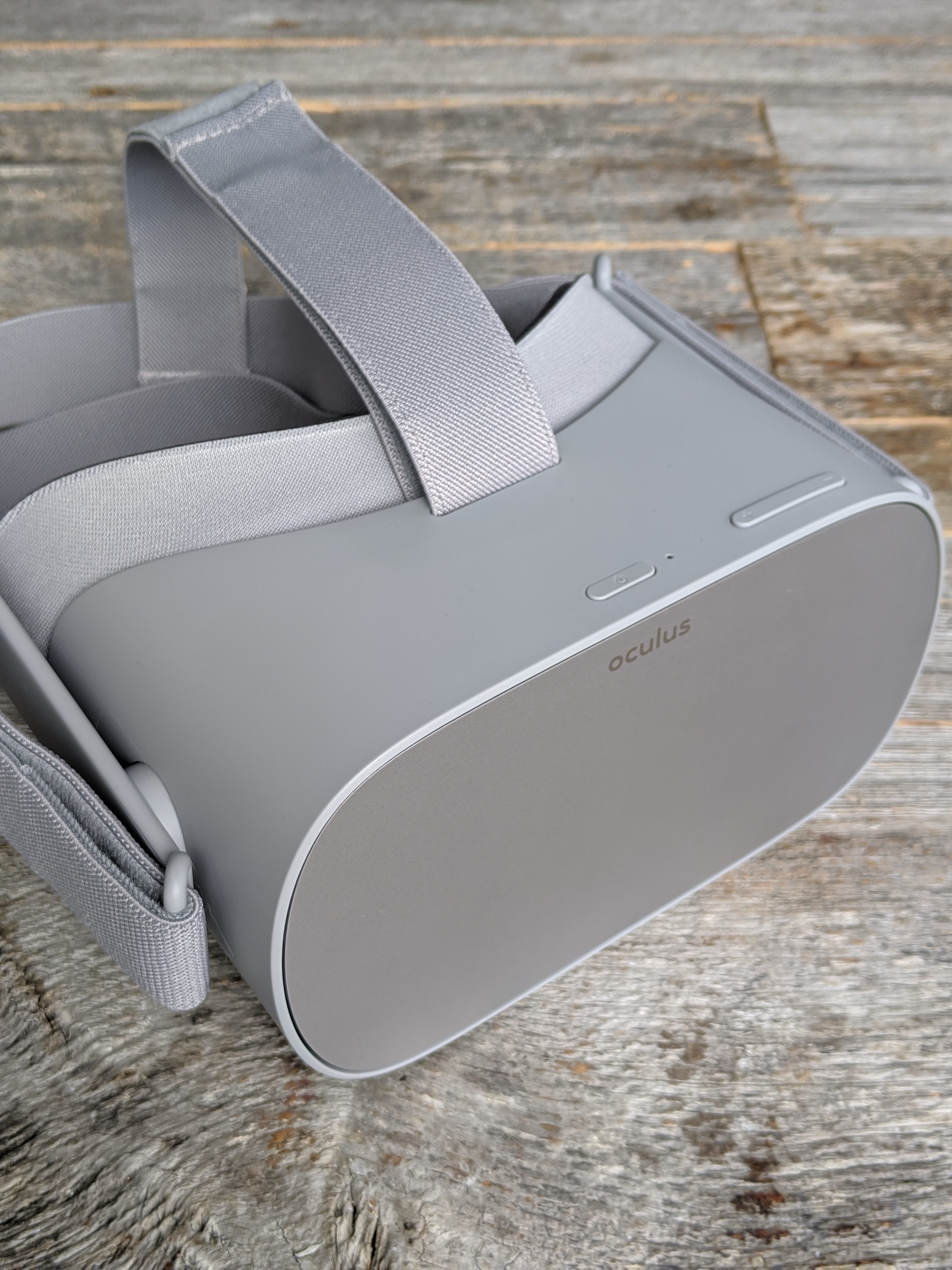 oculus Go Review - The Headset