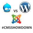 #CMSShowdown: Ultimate Showdown of Content Management Systems