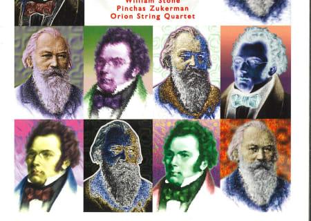A Celebration of Titans: Franz Schubert & Johannes Brahms, 1997