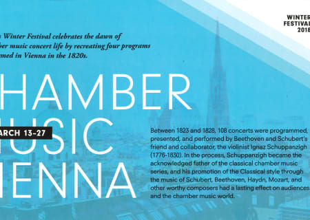 Winter Festival 2018: Chamber Music Vienna