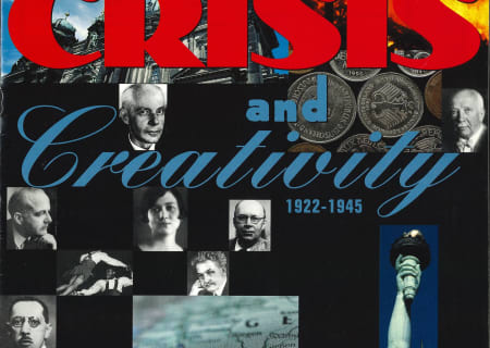 Crisis and Creativity