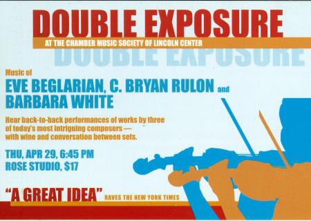 Double Exposure II