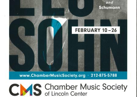 Winter Festival 2017: The Spirit of Mendelssohn