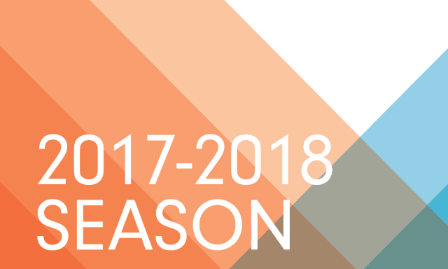 2017-2018 Season Announcement