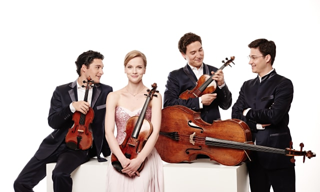 Schumann Quartet Performance Postponed