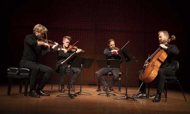 The Danish String Quartet Thrills Audiences with Beethoven Cycle