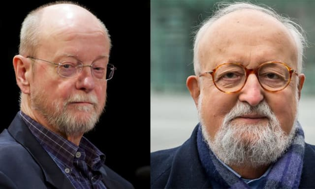 Remembering Krzysztof Penderecki and Charles Wuorinen
