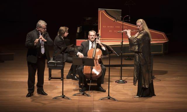 A Festive Flute Affair