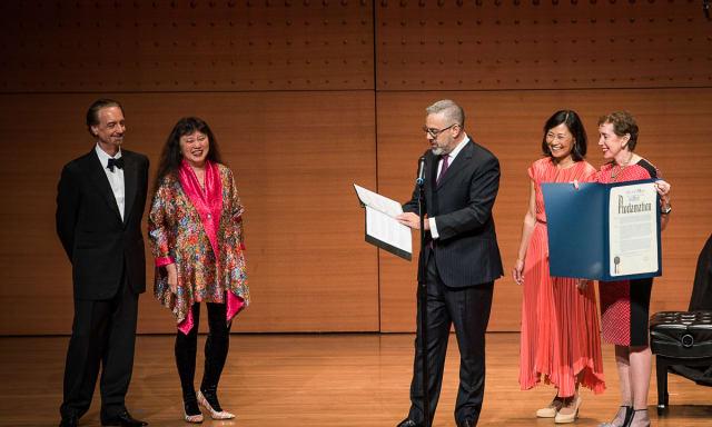 Dvořák's American Quintet Concert & Reception