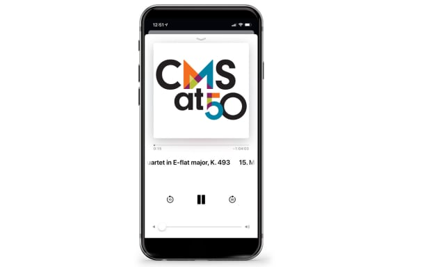 "CMS Introduces ""The Phenomenal 50"" Podcast"