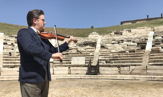 Date Announced for Live From Lincoln Center's Odyssey: The Chamber Music Society in Greece