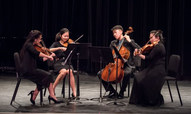 Inaugural Young Musicians Concert in Long Island