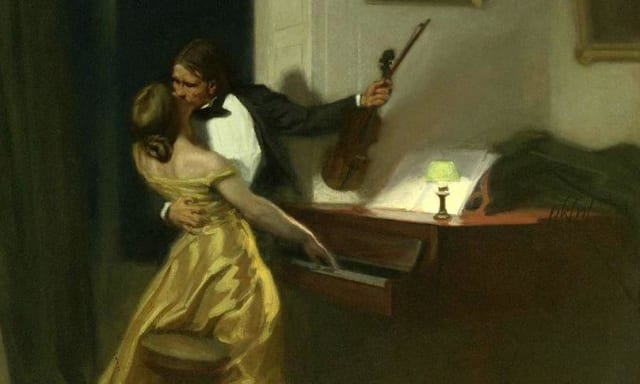 The Kreutzer Sonata: Love, Murder, and the Violin