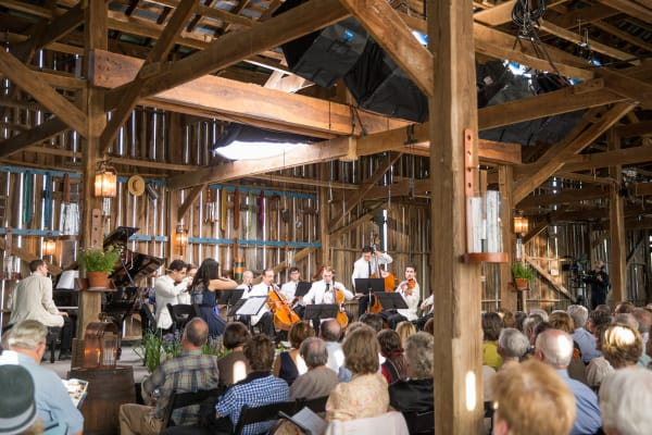 Chamber Music Festival of the Bluegrass in Pleasant Hill, Kentucky