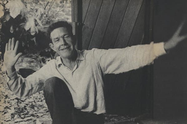 A Second Fame: Good Food with John Cage