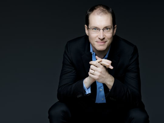 Gilles von Sattel pianist.Photo: Marco Borggreve