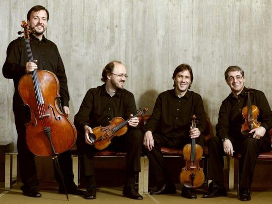Borodin Quartet.Lisbon.October 2011.Gulbenkian Institute