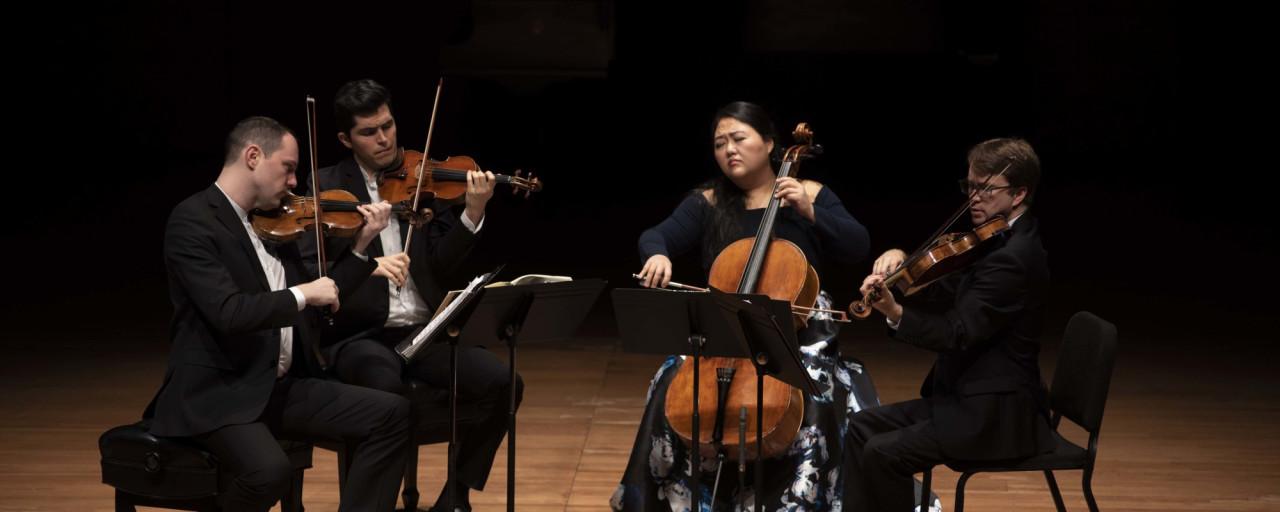Premiere: International Quartet Series (Paid Event)