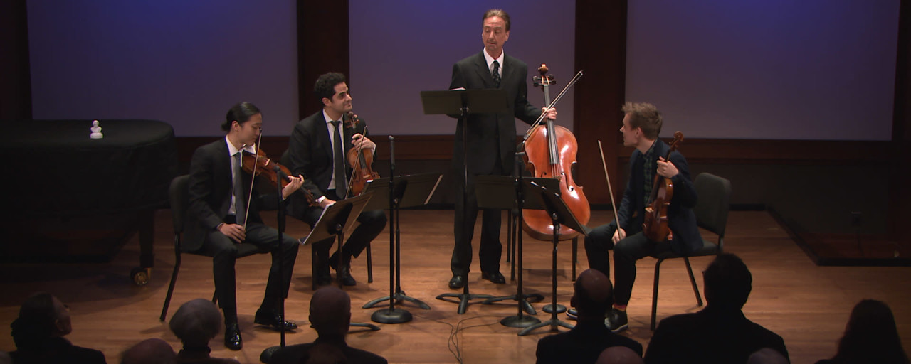The Beethoven Quartet Cycle Lectures