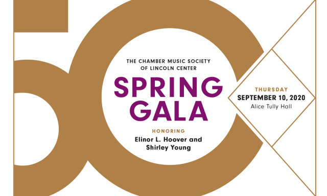 CMS Spring Gala Rescheduled