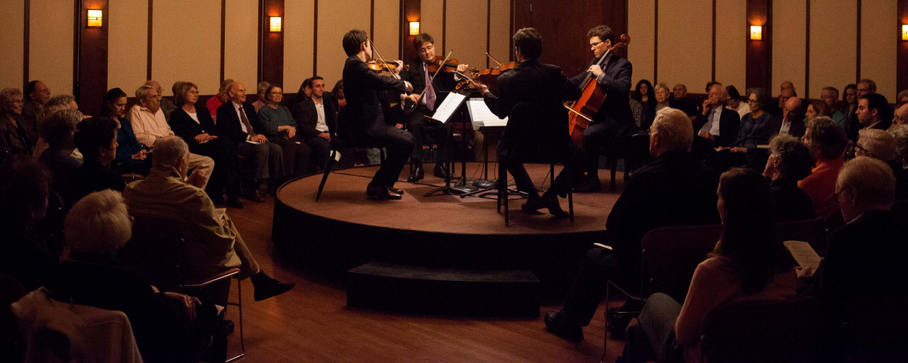 Watch & Listen: Chamber Music Audio and Video