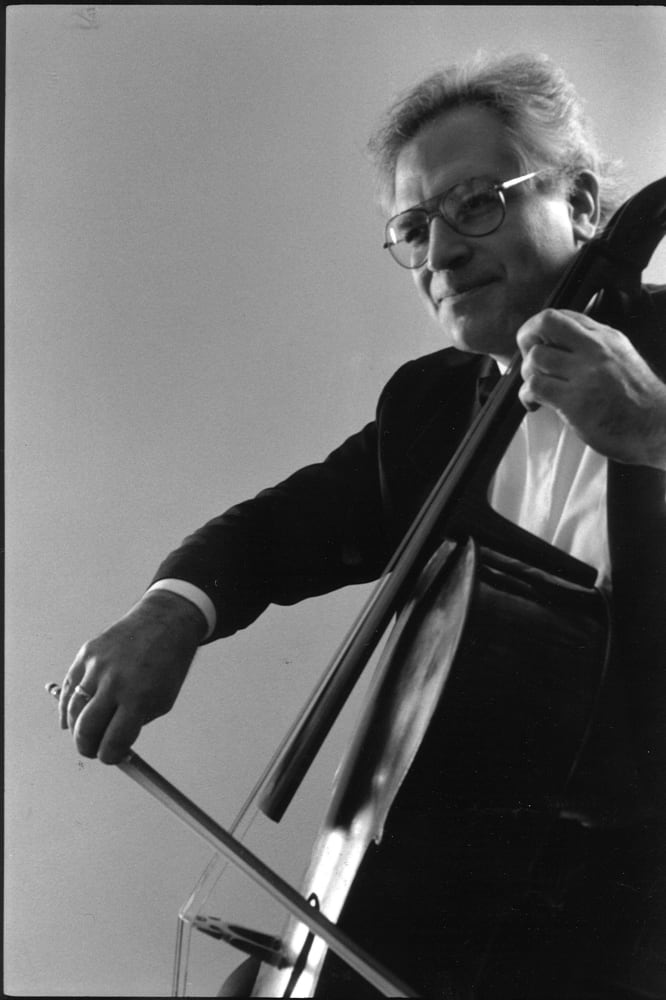 Fred Sherry, Artistic Director 1989–92.