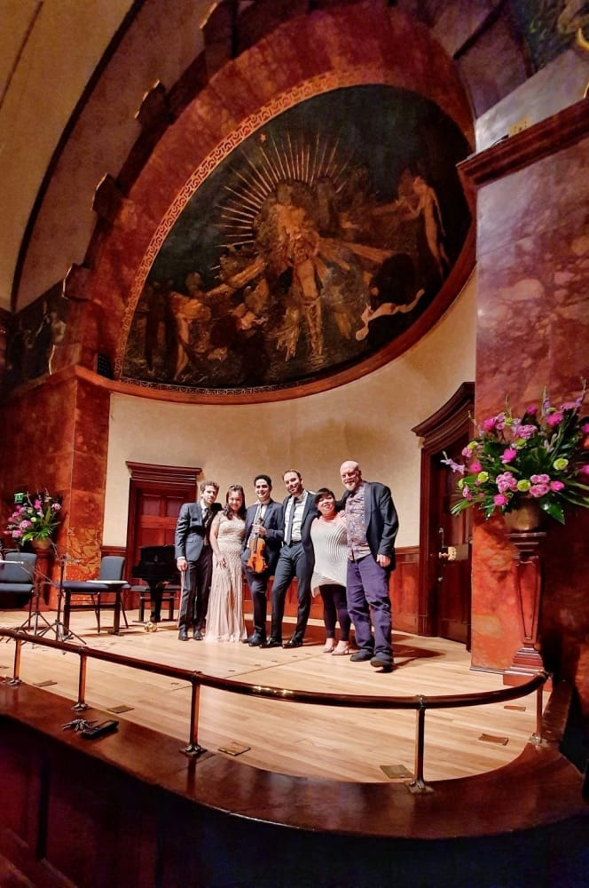 London's Wigmore Hall
